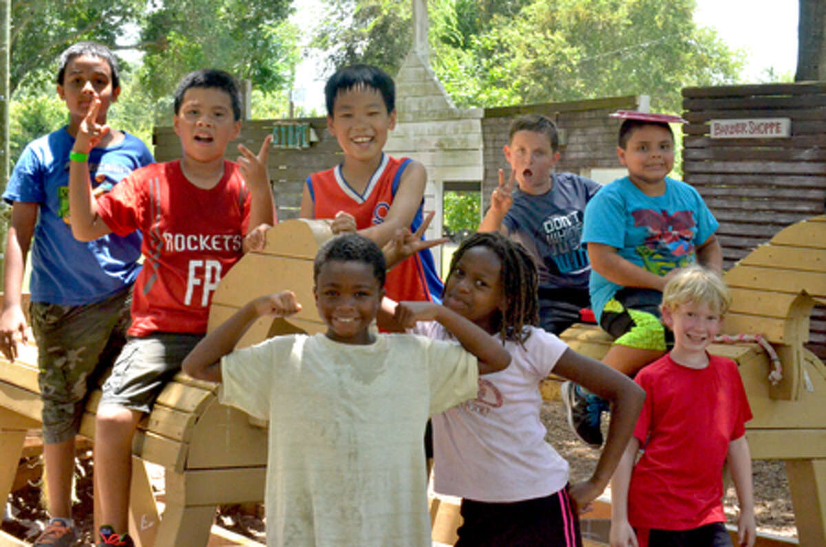 The Lake Houston Family YMCA Summer Day Camp begins June 5 at the Lake Houston YMCA in Kingwood.
