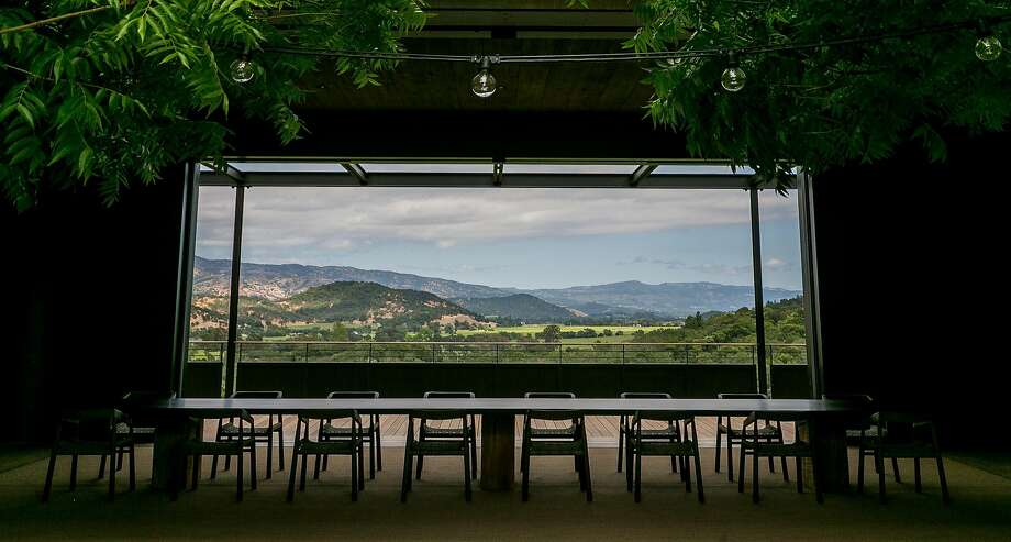 The Promontory winery in Napa Valley will be open to tastings. Photo: John Storey, Special To The Chronicle