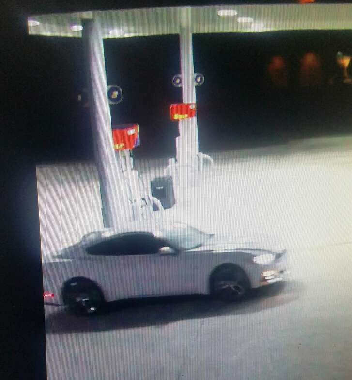 Deer Park police Lt. Frank Hart says investigators have narrowed down a suspect list based on these images of a Ford Mustang.