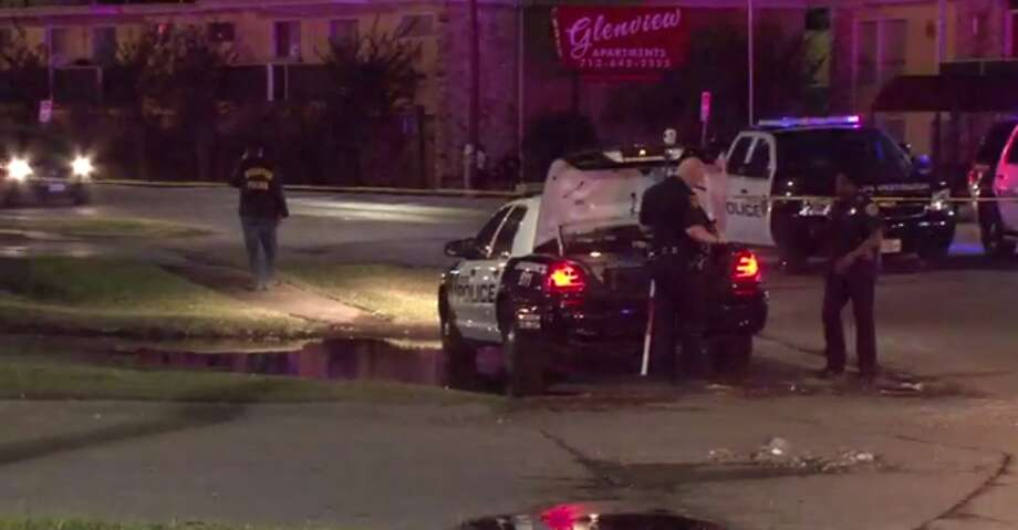 Police are investigating a hit-and-run on Thursday that left one man dead. (Metro Video) Photo: Metro Video