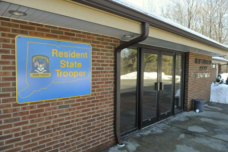The New Fairfield Police Department in New Fairfield, Conn, includes the Connecticut State Police Resident Trooper, on Tuesday, February 14, 2017. Photo: H John Voorhees III / Hearst Connecticut Media / The News-Times