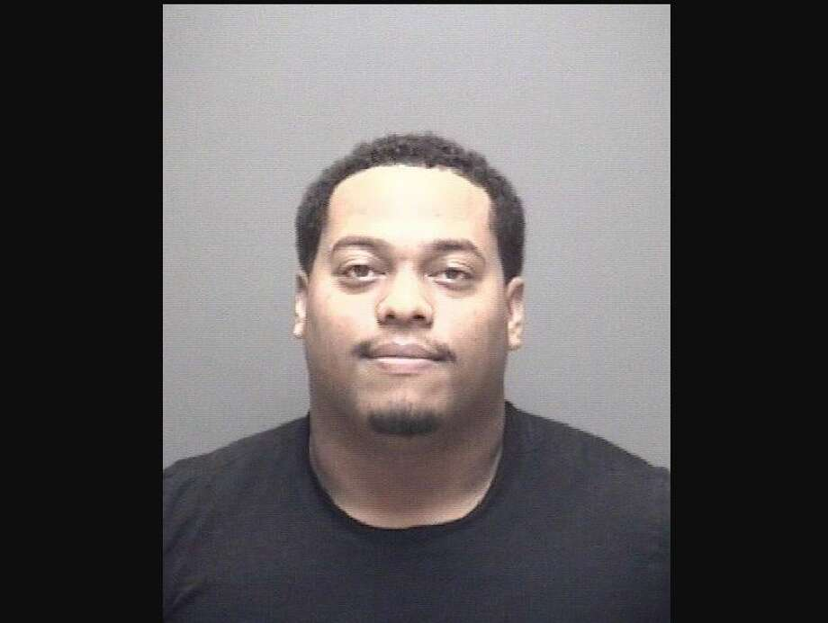 Jason Deon Holmes, 26, pleaded guilty to having sex with an inmate.  >>Click to see the most common crimes of inmates in Houston-area prisons. Photo: Courtesy