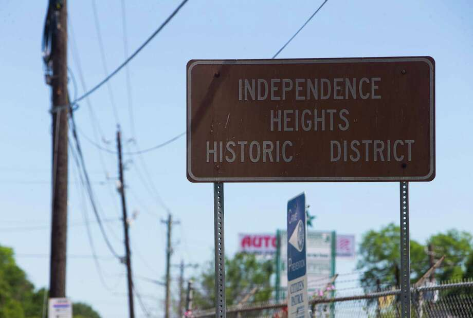 Real estate website Redfin says Independence Heights in Houston is the top neighborhood in the city for affordability, home selling speed, highly rated schools, transit and low crime rates.  Photo: Mark Mulligan, Mark Mulligan / Houston Chronicle / 2017 Mark Mulligan / Houston Chronicle