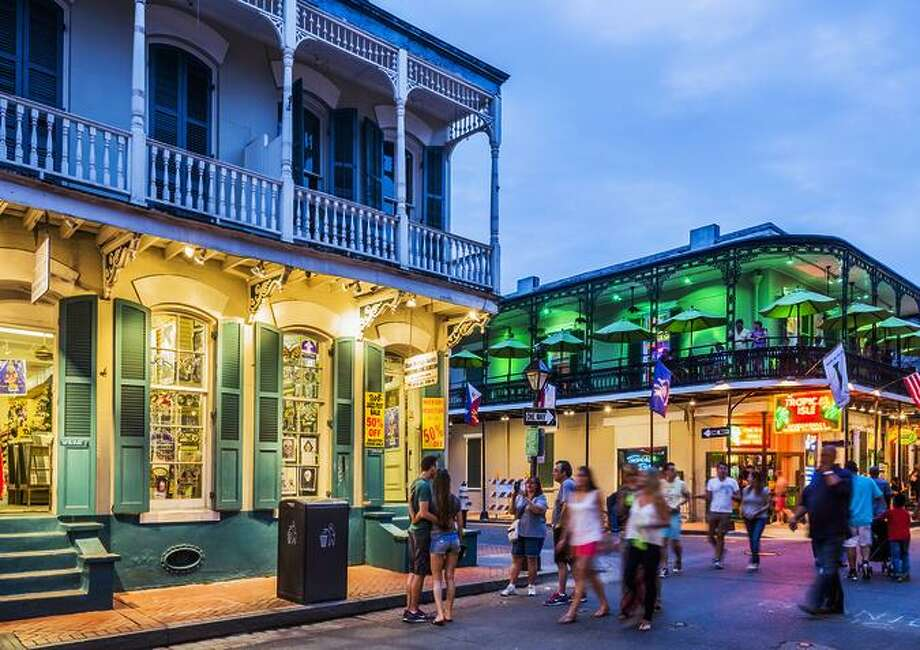 New and expanded nonstop service by United and Virgin will make it easier for fliers to get from SFO to the French Quarter. Photo: Maremagnum / Getty Images / Maremagnum