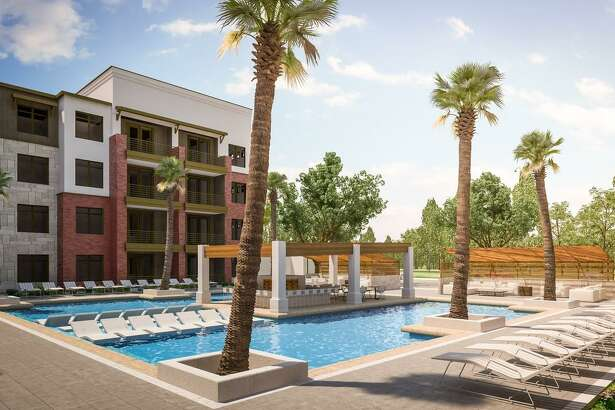 Austin development firm Oden Hughes bought 23 acres just north of the shopping center last week, next to NuStar's corporate headquarters, where it plans to build the 308-unit Amara Apartments.