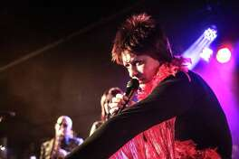 """""""Starman: The Bowie Tribute"""" will be presented at Bridgeport's Downtown Cabaret Theatre on Saturday, June 3."""