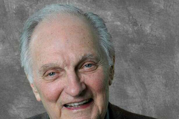 "Alan Alda will appear at the Westport Library on Monday, June 5, as its ""2017 BOOKED for the Evening"" honoree."