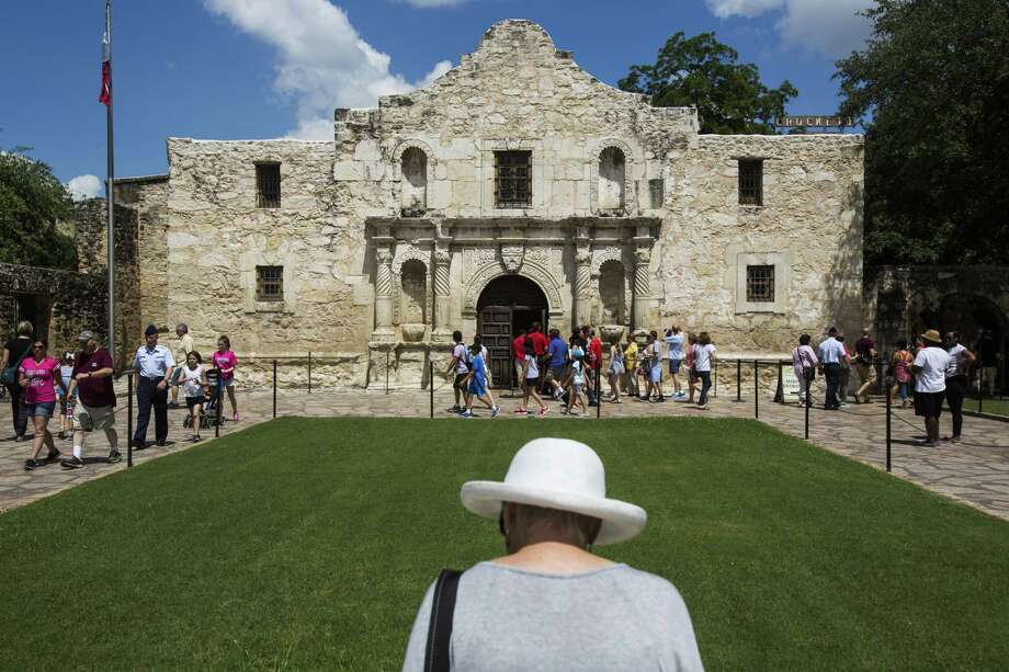 Texas business leaders are worried a ban on state-funded travel from California could put a dent in the Lone Star State's travel industry. Photo: Express-News File Photo