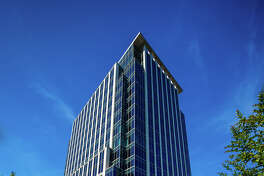 San Felipe Place is a 167,000-square-foot office building at 2229 San Felipe. Hines developed the property.