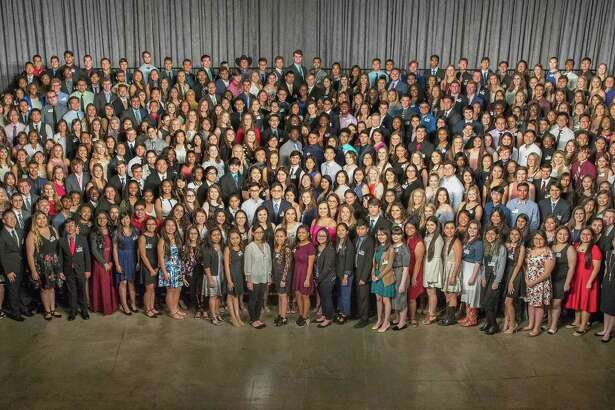 On Wednesday, May 24, the Houston Livestock Show and Rodeo gave out hundreds of scholarships to students across the region.