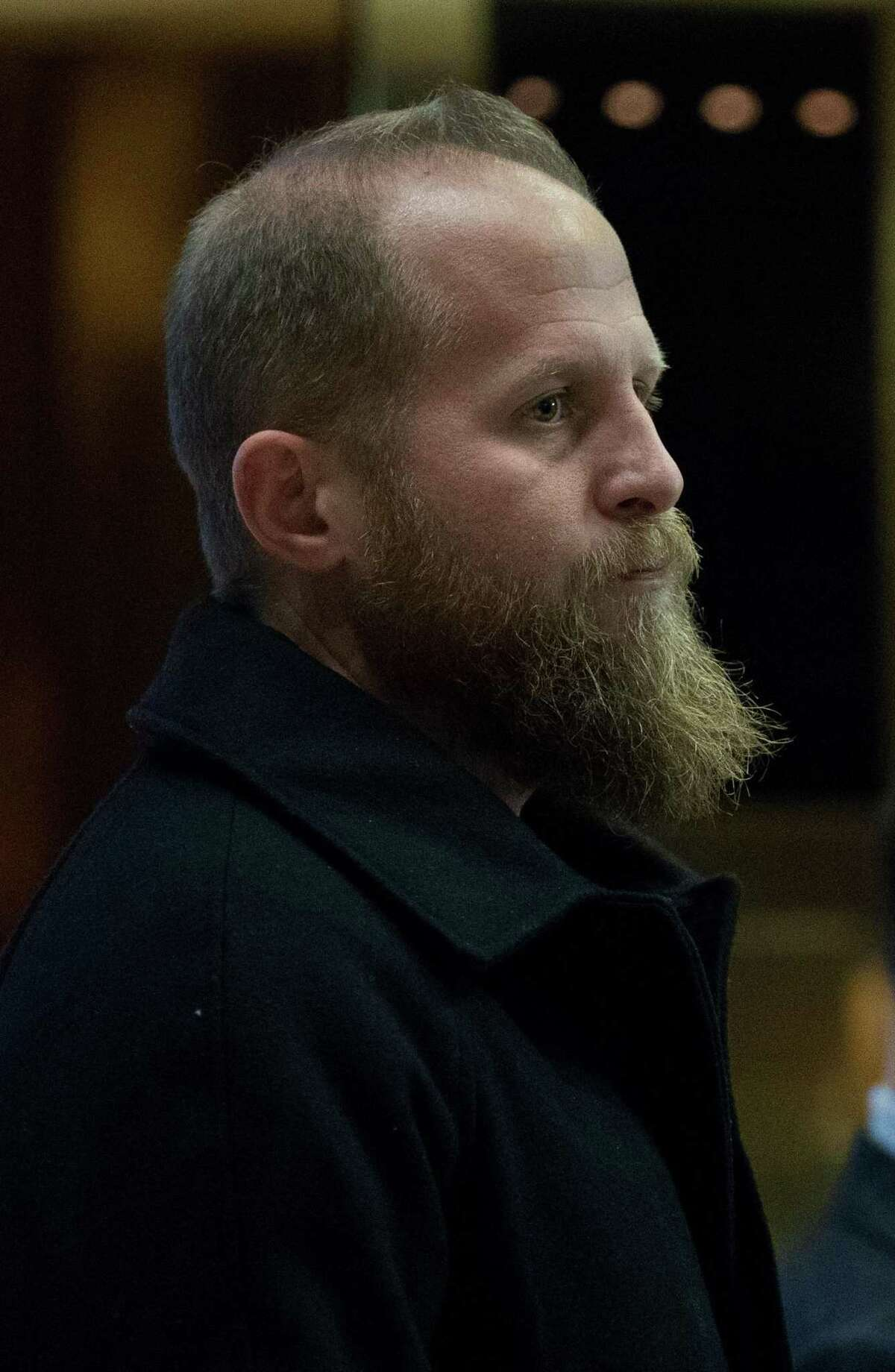 NEW YORK, NY - NOVEMBER 15: Brad Parscale, digital director for the Trump campaign, arrives at Trump Tower, November 15, 2016 in New York City. President-elect Trump is in the process of choosing his presidential cabinet as he transitions from a candidate to the president-elect. (Photo by Drew Angerer/Getty Images)