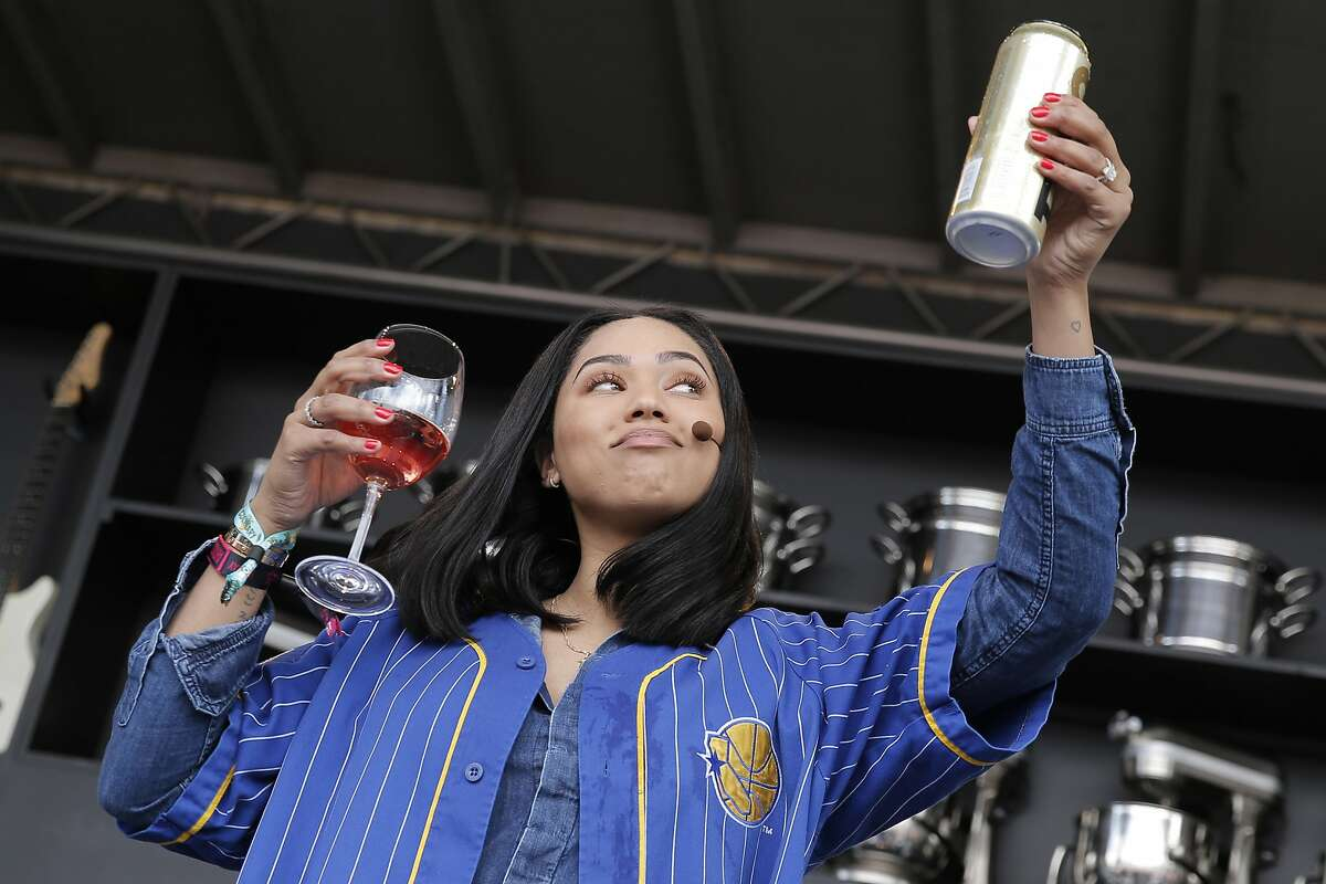 Ayesha Curry during BottleRock.