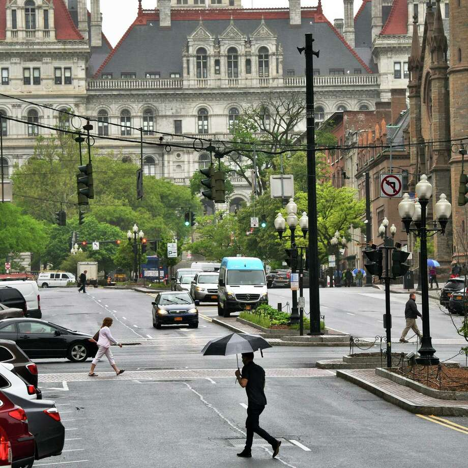 State Street in Albany. Photo: John Carl D'Annibale / 40040615A