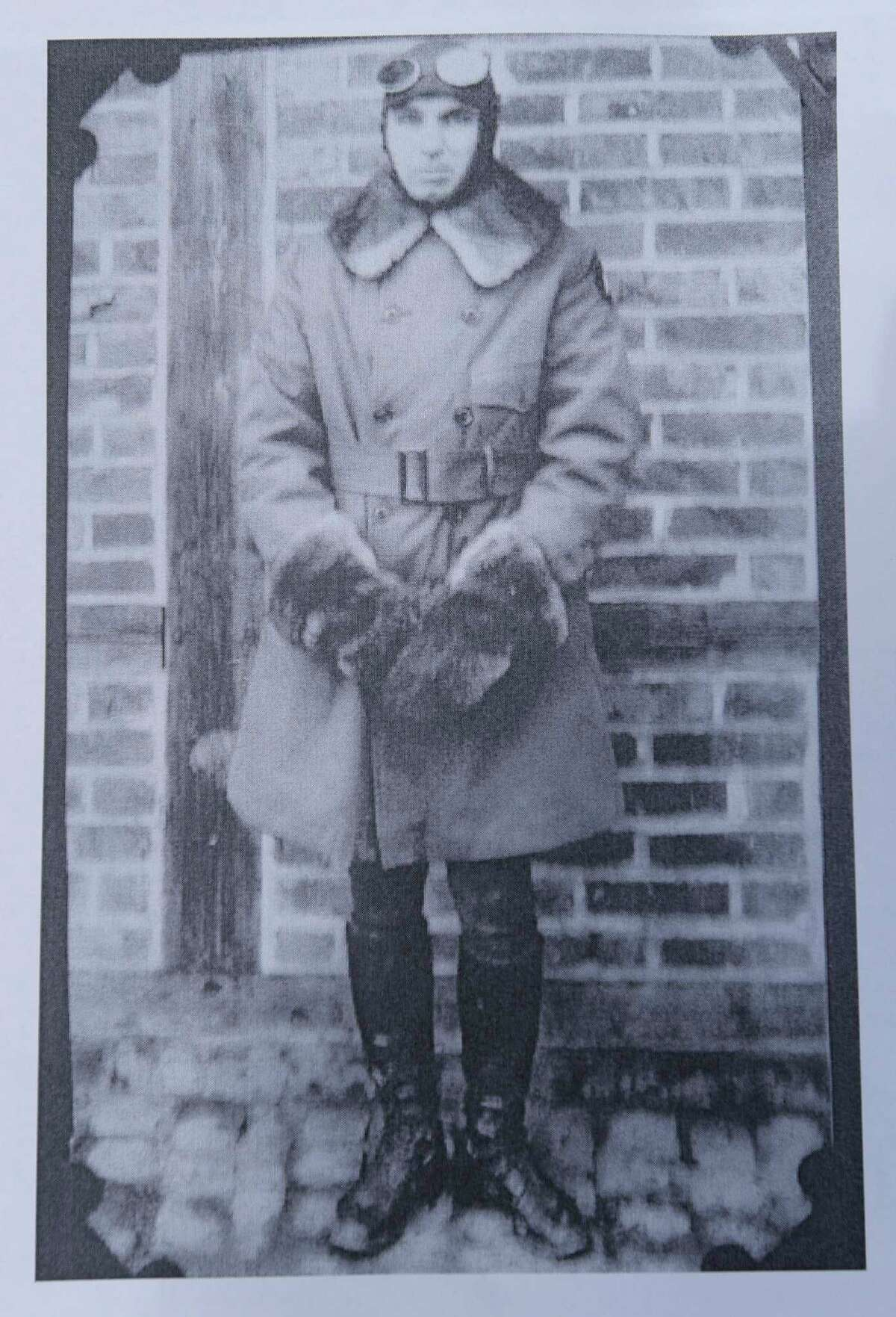 Look through a slideshow of Capital Region World War I images and remembrances from the Times Union archives. A copy photo of Theo Van Veghten, a Schaghticoke veteran who served during World War I. Van Veghten was a bomber pilot. Read more about Schaghticoke during World War I.
