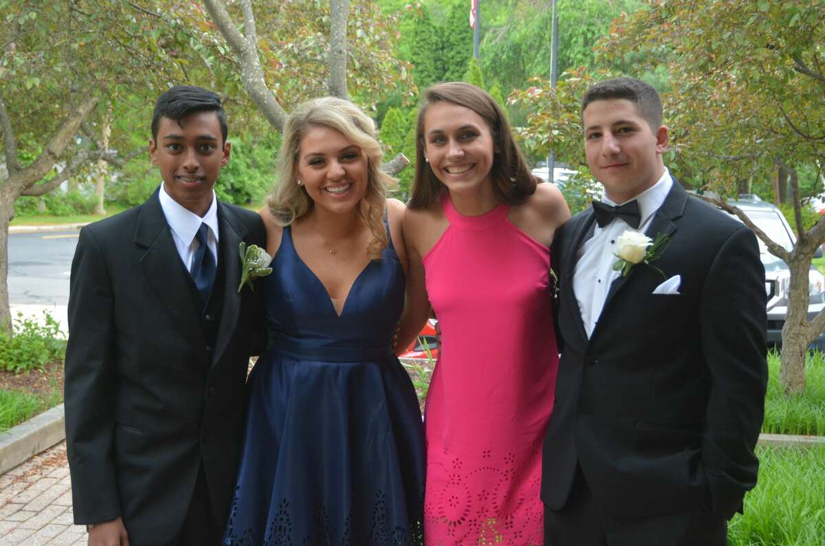 Fairfield Prep held its prom at the Trumbull Marriott on May 26, 2017. The senior class graduates on June 4. Were you SEEN at prom?