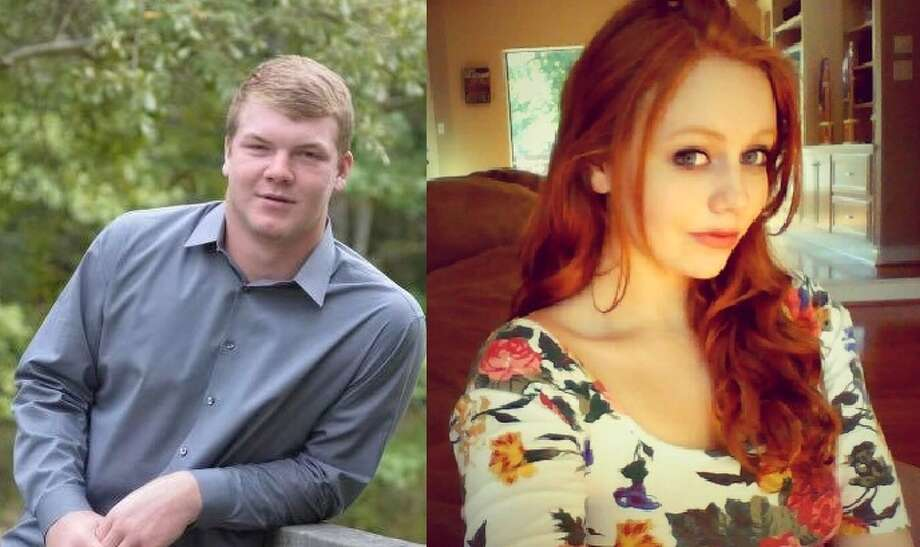Dustin Parmely and Darian Eckhardt, both seniors with Magnolia ISD, died in separate car crashes in 2017. The district plans on honoring them during the Magnolia High School and Magnolia West High School graduations Saturday. Photo: Submitted Photos