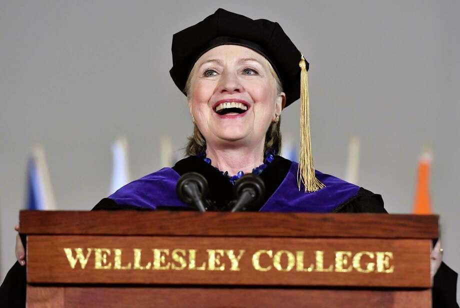 10. Wellesley CollegeWhere:MACost per year:$67,784Salary estimate:$60,100 Photo: Josh Reynolds / FR25426 AP