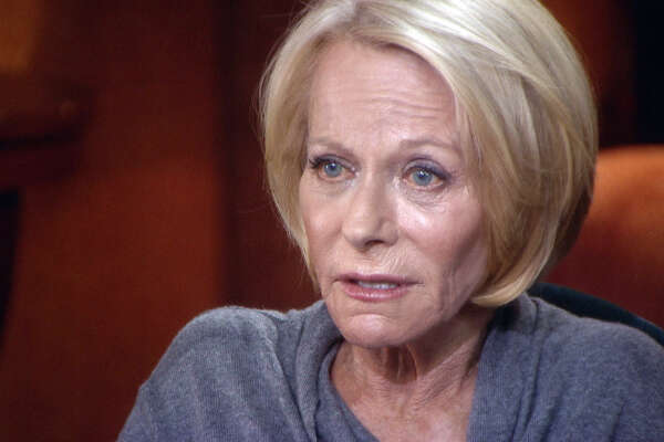 NEW YORK - OCTOBER 26:  In the only interview Ruth Madoff has given about her husband's crimes, she tells Morley Safer she and Bernard were so distraught over the burden of those crimes that they attempted suicide together. Image is a screen grab. (Photo by CBS via Getty Images)
