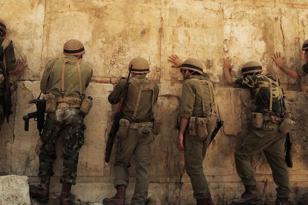 """""""In Our Hands: The Battle for Jerusalem"""" documents how Israeli troops took the Old City during the Six-Day War."""