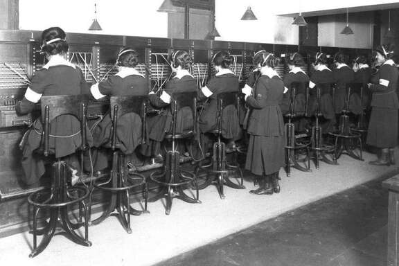 The successful efforts of women who ran switchboards for the U.S. Army during WWI helped to shape the women's suffrage debate across the nation.