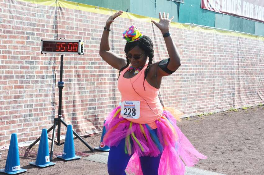 The Great Aquarion Barnum Festival 5K and 10K Road Race was held on May 28, 2017 at Harbor Yard in Bridgeport. A portion of the proceeds went to benefit the Bridgeport Hospital intensive care unit as well as active military and veterans. Were you SEEN?