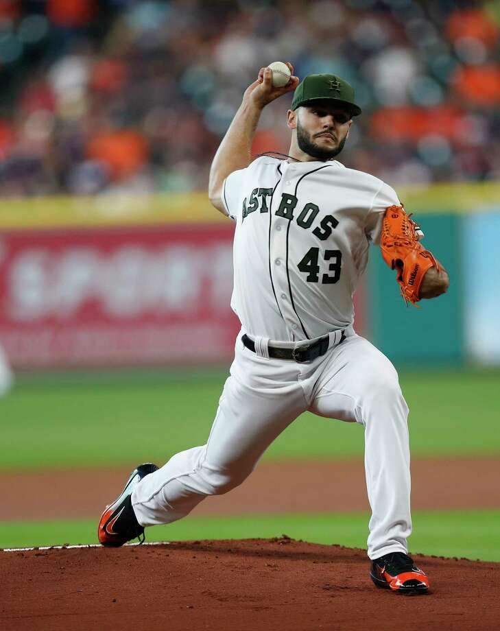 Astros starting pitcher Lance McCullers Jr. is going on the disabled list with lower back discomfort.>>Click through the gallery to see the injuries suffered by Astros pitchers this season ... Photo: Karen Warren, Houston Chronicle / 2017 Houston Chronicle