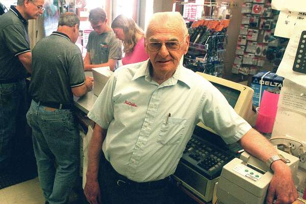 SPECTRUM/Harry Taylor at H.H. Taylor & Son, which celebrated its 100th anniversary in 2001