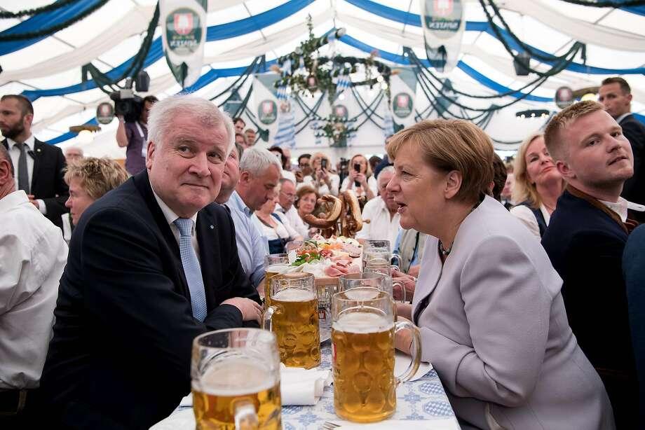 Britain tells Angela Merkel it will be 'strong partner'