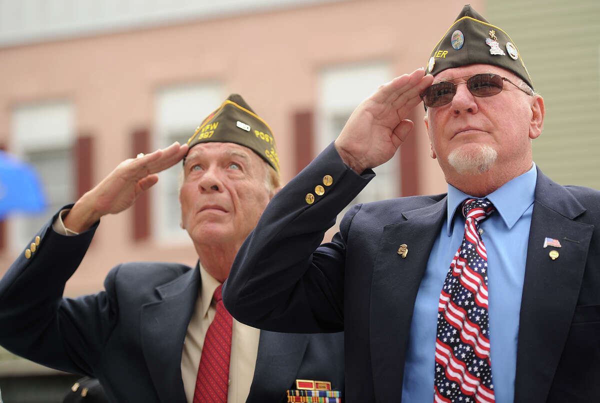 Ansonia The American Legion Post 50's Flag Walk will take place on Sunday at 11 a.m. at Nolan Field. The Flag Walk will be followed by a parade that will take marchers to Veteran's Park.