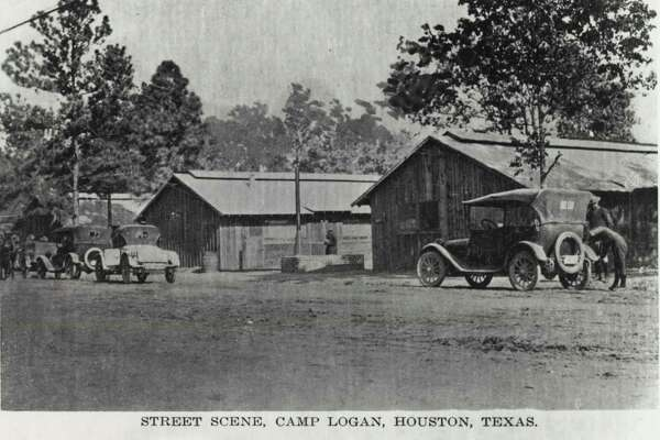 The ugly history of Camp Logan - HoustonChronicle com