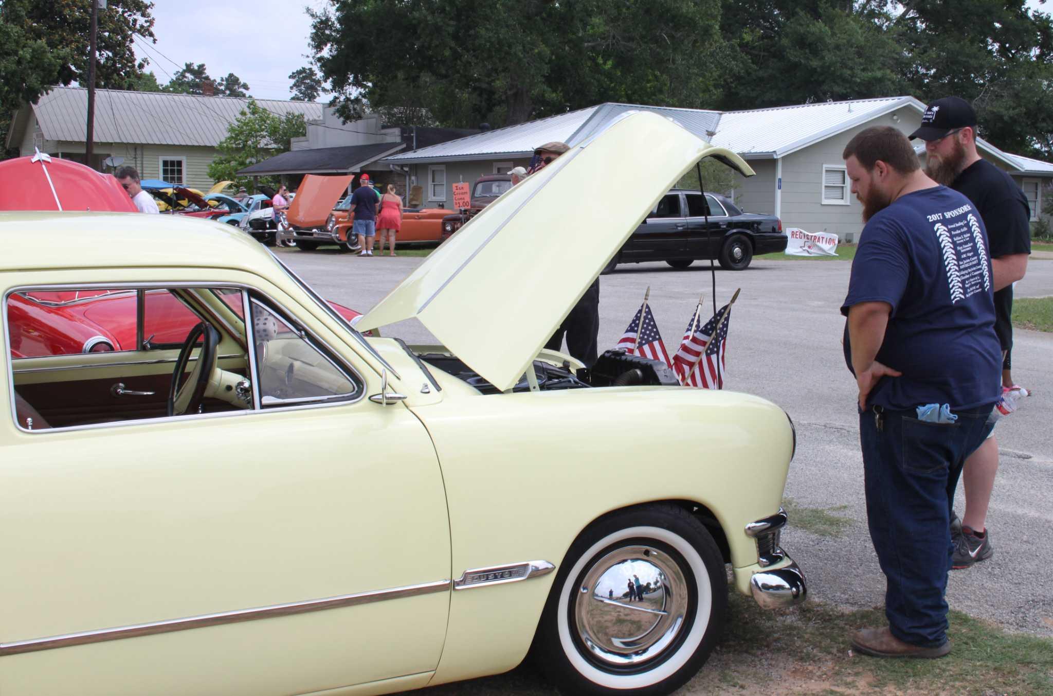 Coldspring Car Show