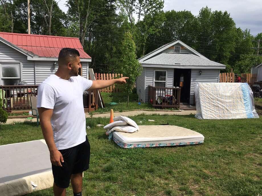 Sabotage Suspected At Motel Cottages In Wilton