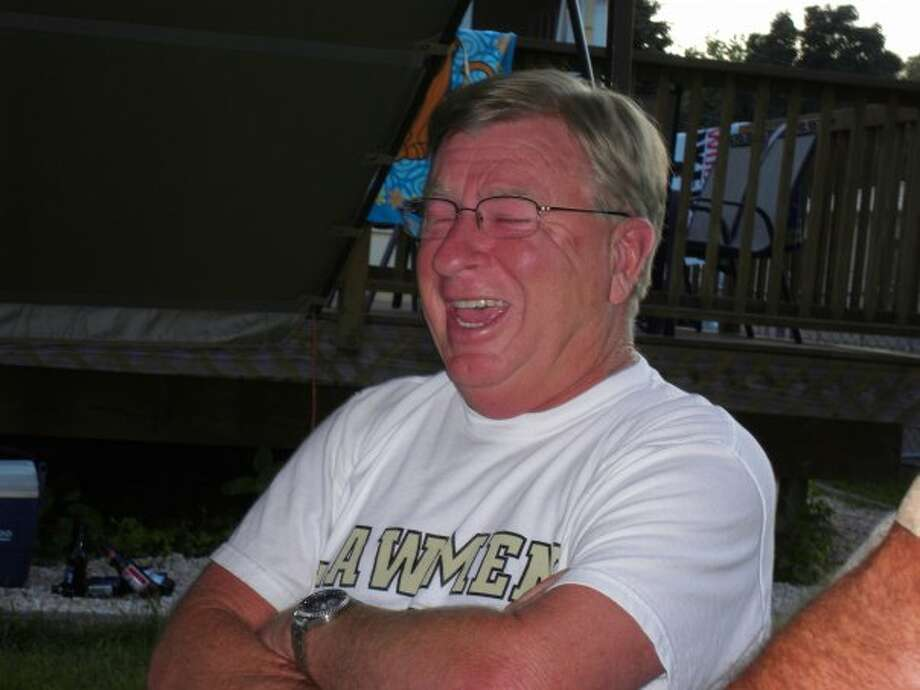 Milford coach and teacher Joe Beler Jr. in a family photo. Beler, who coached football, volleyball, wrestling and baseball at Law and Foran, died Sunday night at age 64. Photo: Beler Family