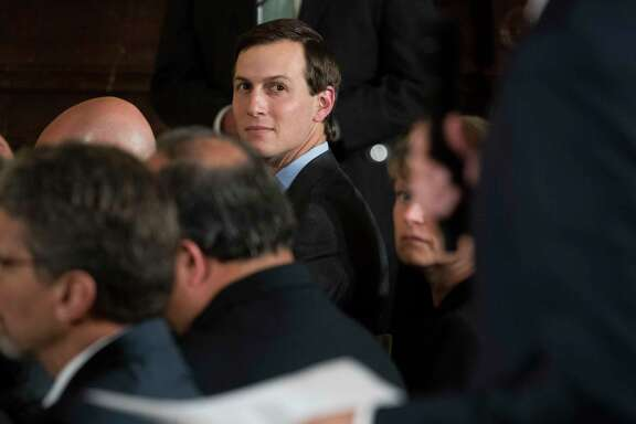 Jared Kushner, President Donald Trump's son-in-law and senior adviser, faces new scrutiny in a federal investigation into secret negotiations with Russian officials during the presidential transition period.