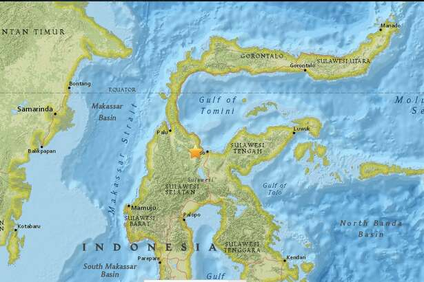 The U.S. Geological Survey said the quake had a preliminary magnitude of 6.6 and was centered near the city of Poso at a depth of 9.4 kilometers (6 miles).