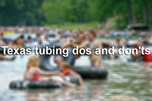 Tubing is easy - you recline in a tube with a drink in hand and let the water take you - but so many people make a mess of it that we came up with this handy list of dos and don'ts.   Click forward for your ultimate guide to tubing in Texas.