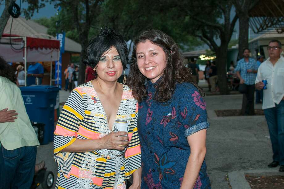Big names like Flaco Jimenez, David Lee Garza y Los Musicales and Eva Ybarra charmed San Antonio at the Guadalupe Cultural Arts Center's 36th annual Tejano Conjunto Festival at Rosedale Park on May 26-28, 2017. Photo: Brenda Pina, For MySA.com