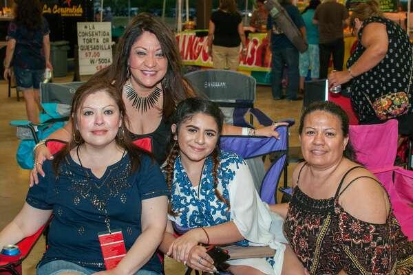Big names like Flaco Jimenez, David Lee Garza y Los Musicales and Eva Ybarra charmed San Antonio at the three-day 36th annual Tejano Conjunto Festival at the Guadalupe Cultural Arts Center on May 26-28, 2017.