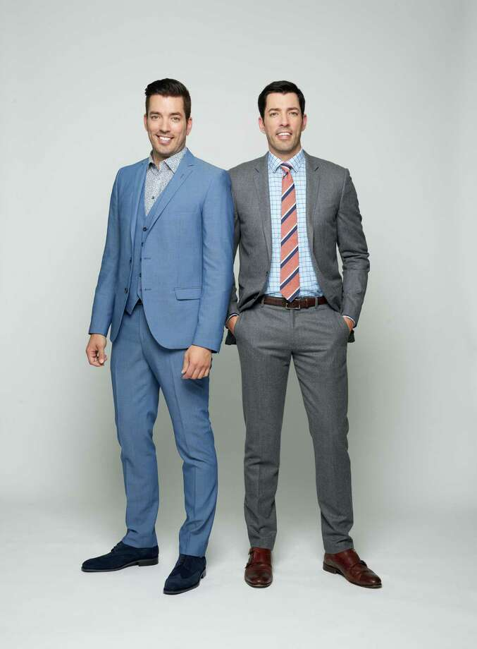 "Jonathan and Drew Scott of HGTV's ""Brother vs. Brother."" Photo: Scott Brothers"