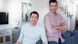 "Jonathan and Drew Scott of HGTV's ""Brother vs. Brother."""