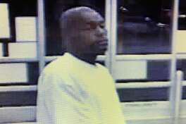 The suspect allegedly robbed the Walmart in the 2100 block of Loop 410 around 12:30 a.m. on May 2.