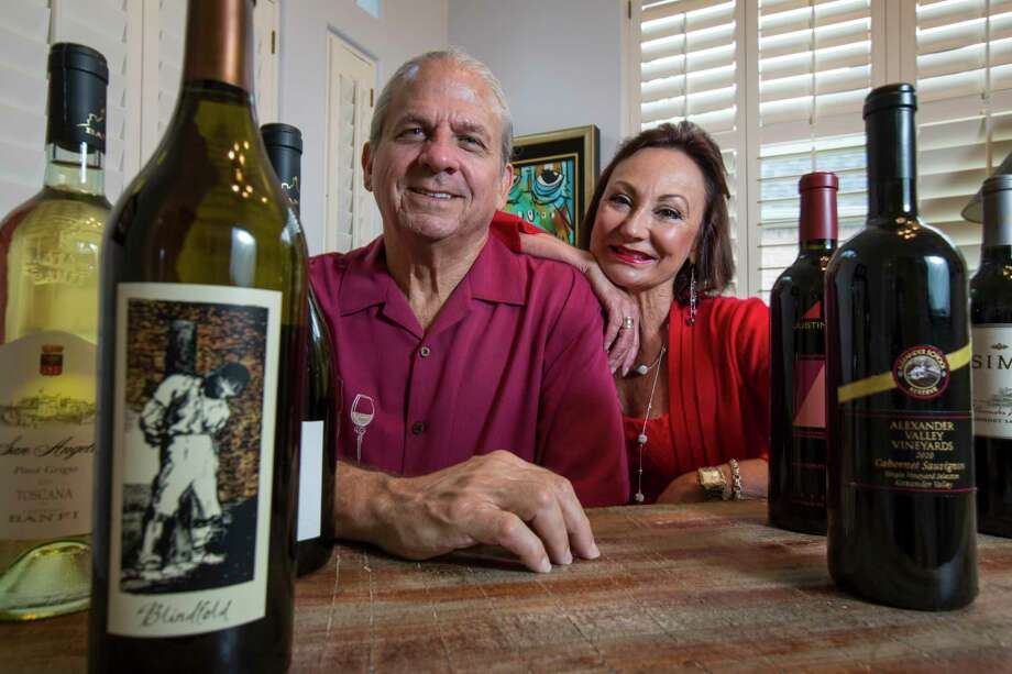 Clifton and Constance McDerby founded Wine & Food Week, which kicks off with events Tuesday in The Woodlands. Photo: Brett Coomer, Staff / © 2017 Houston Chronicle
