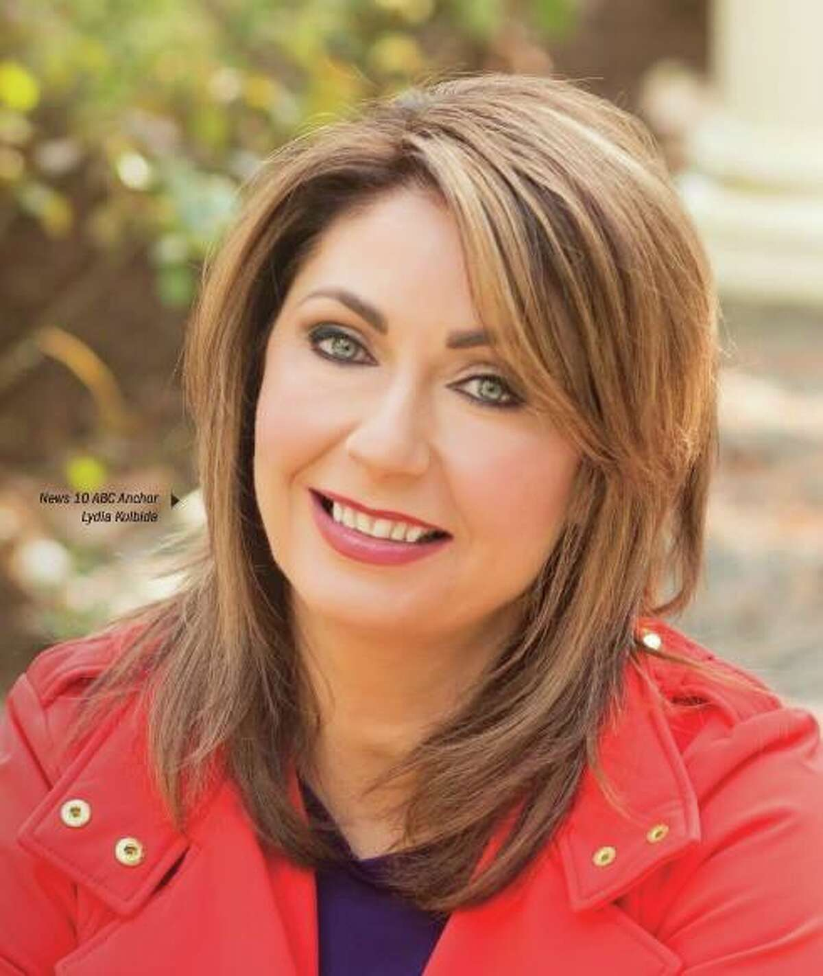 Lydia Kulbida is a broadcast journalist and News10ABC and FOX 23 coanchor. Keep scrolling to find out which celebrity she went to summer camp with, what she's deathly afraid of and which animal bit her when she was a child. ( Jill Richardson / Her Life )