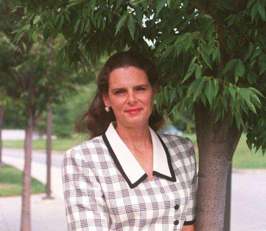 A file photo of Susan Ross in 1996, when she was named CEO of the Fairfield County Community Foundation. Staff Photo/Steven Daniel. Photo: Steven Daniel / ST