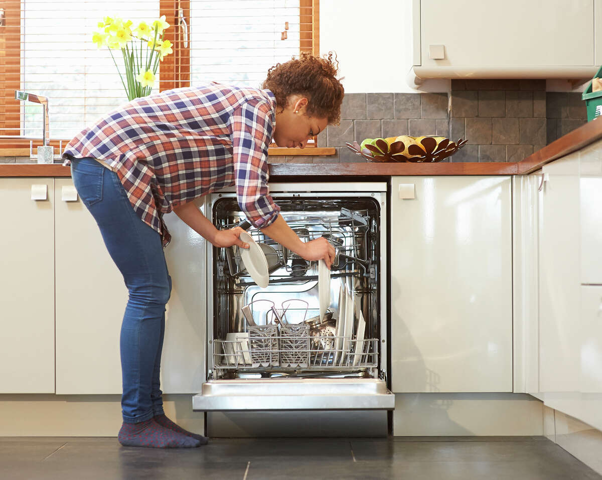 10. Dishwasher