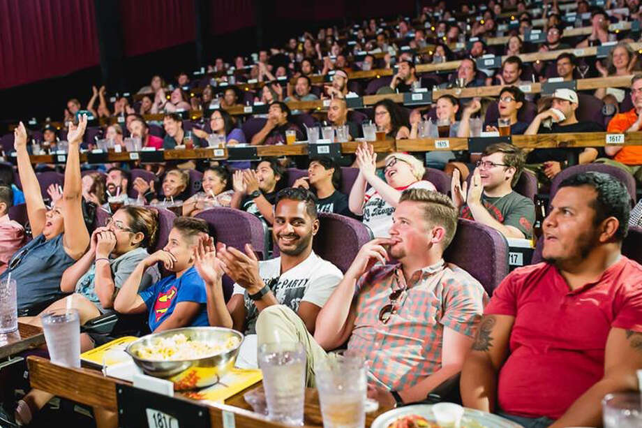 12. Alamo Drafthouse