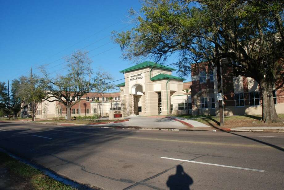 Photo of the South Park Middle School. Photo provided by Steven Lewis