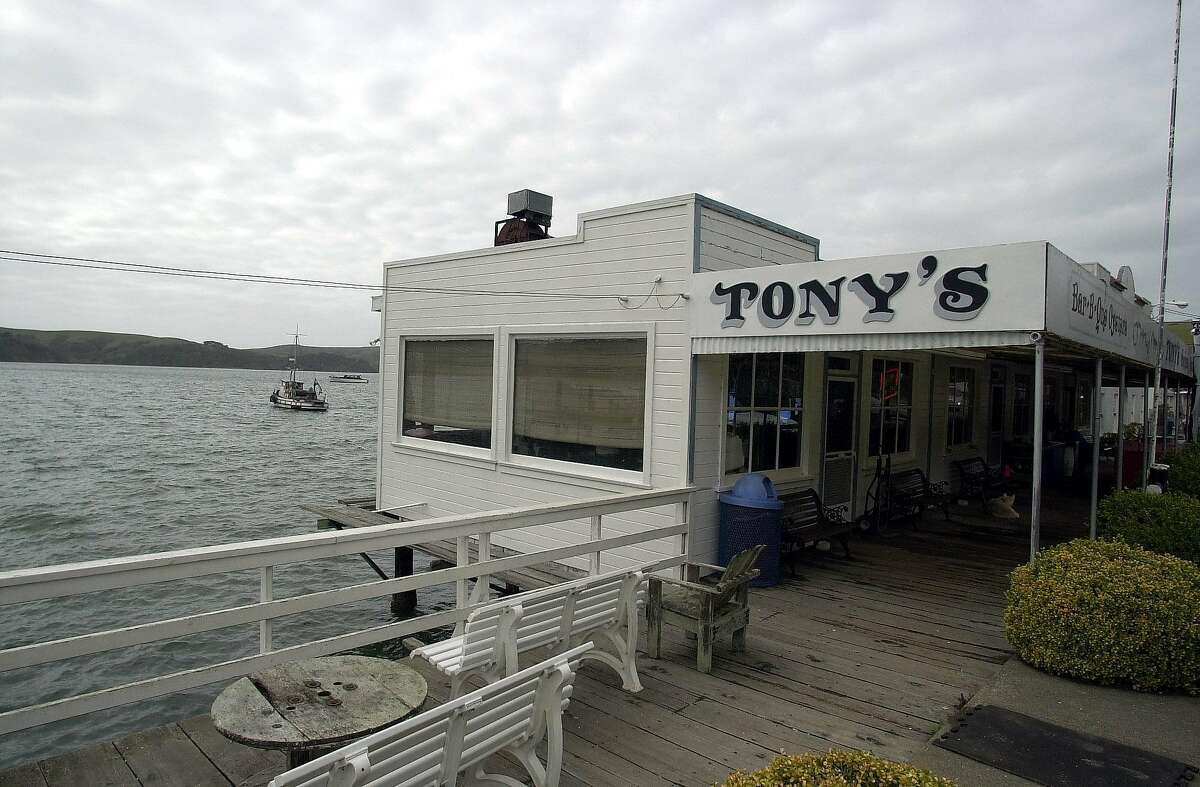 Hog Island is taking over Tony's Seafood Restaurant in Marshall, which has great views of Tomales Bay.