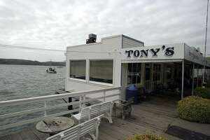 Tony's Seafood restaurant in Marshall offers Dungeness crab, barbequed oysters, steamed clams and great views of Tomales Bay.