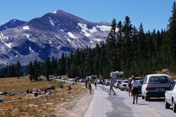 Yosemite National Park, California, United States, North America